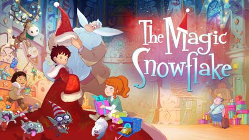 L Apprendista Di Babbo Natale.L Apprendista Babbo Natale E Il Fiocco Di Neve Magico Netflix